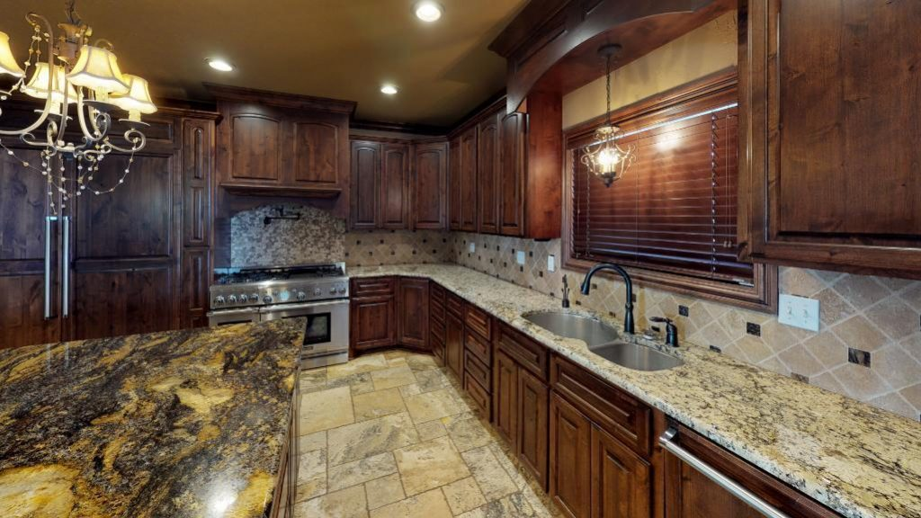 Luxury Kitchen in Executive Home