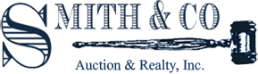 Smith and Company Auction and Real Estate logo