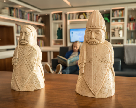 lewis chessman models