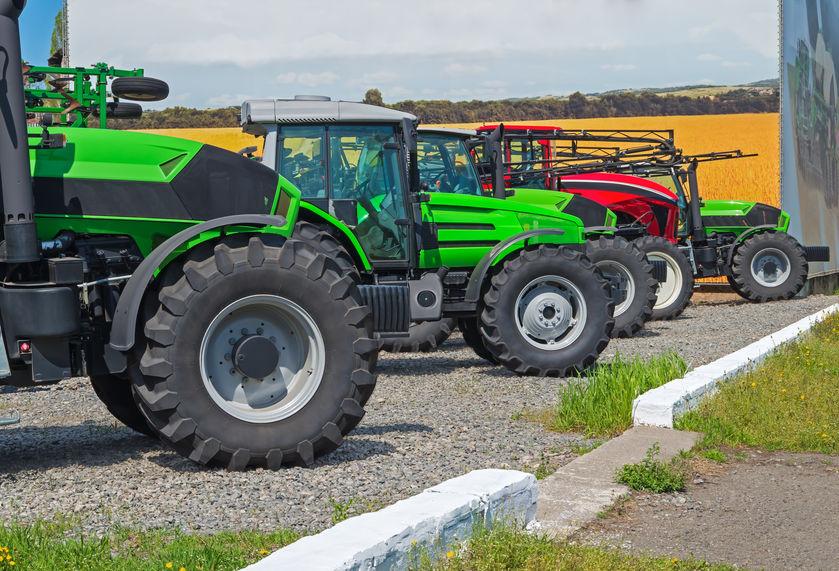 Farm Equipment Auctions in Woodward, OK