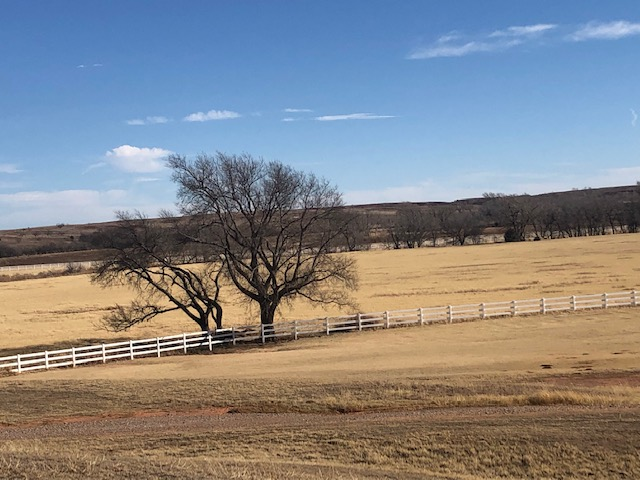 Ranch for Sale in Roger Mills County, OK